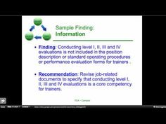"""Step 3 - Front End Analysis Summary: Ask """"What Can Be Deduced?"""" Summarize findings and make unbiased recommendations, training is not always a solution!"""