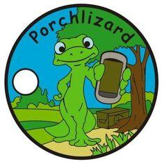 Porchlizard PathTag