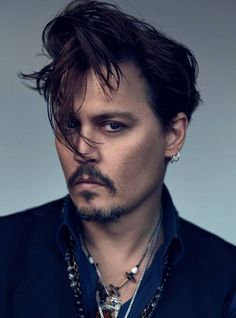 Johnny Depp...ugh who can't like Jhonny                                                                                                                                                      More