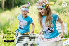 Kochani! Miło nam zaprezentować pierwsze efekty prac nad wzorami niepowtarzalnych, szalonych, pozytywnych, zakręconych koszulek dziecięcych z serii TVP ABC!  Koszulki oraz inne produkty będą do kupienia w wyjątkowym sklepie http://www.pumpello.pl  Już wkrótce ruszamy!