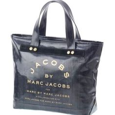 dc884deea64e Marc Jacobs Denim Tote Best Purses, Marc Jacobs Handbag, Denim Coat,  Baggage,