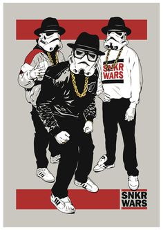 SNKR WARS - RUN THIS! by UCArts on @DeviantArt