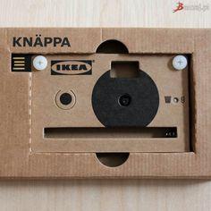 Cardboard-Camera-By-IKEA http://www.bitrebels.com/design/worlds-cheapest-cardboard-digital-camera-yes-it-really-works/