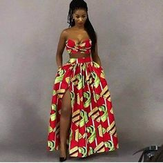 Check out this Classy Africa fashion African Fashion Designers, African Fashion Ankara, African Inspired Fashion, Ghanaian Fashion, African Print Fashion, Africa Fashion, Fashion Prints, African Dresses For Women, African Print Dresses