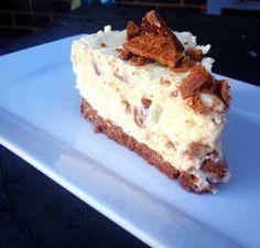 Timtam cheesecake