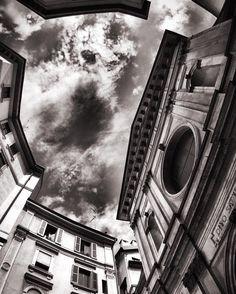 Church. Milan Italy. . Follow me if you like my photo #blackandwhite #milano_bnw . #milan #milano#igersmilano #ig_milano #milanodavedere #milanodaclick #bellamilano #visitmilano #vivo_milano #loves_milano #bnw #bnw_captures #bnw_rose #bnw_planet #bnw_lombardia #bnw_greatshots #bnw_society #simply_noir_blanc #bnw_life #bnw_demand #amateurs_bnw #rsa_bnw #match_bw #top_bnw #the_bestbw #church #clouds #architecture
