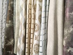 Carole Fabrics 60 Years of experience making the finest soft window coverings in the industry, all handcrafted in the USA. Modern Roman Shades, Window Coverings, Interior Styling, Decorating Ideas, Interiors, Spring, Fabric, Top, House