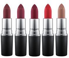 MAC MACnificent Me Lipsticks