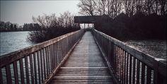 Holzbrücke in Auffen / Großhart See Photography Photos, Railroad Tracks, Explore, Photos, Exploring