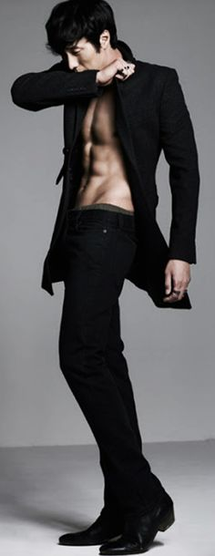 Body to spice you up  and eyes that would melt you   SO JI-SUB