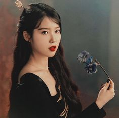 Korean drama#Iu#hoteldelluna Drama Korea, Korean Drama, Iu Moon Lovers, K Pop Star, Girl Themes, Kdrama Actors, Korean Star, Korean Artist, Korean Actresses