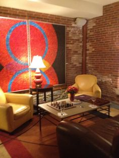 Historic Warehouse from 1881 - renovated into a Hotel for the Local Arts!   Timeless Cool®: Lancaster Arts Hotel...Timeless Cool