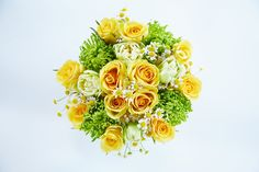 Flowers by Number, DIY flower arranging kit