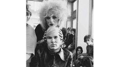 andy warhol and cecil beaton design and draftsmanship