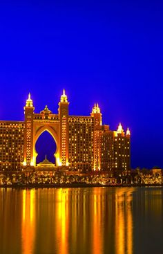 Atlantis Dubai / by anthony mejia on 500px