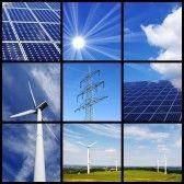 Groene stroom/duurzame energie opwekken