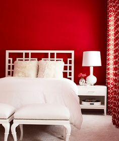 187 best red room ideas images rh pinterest com
