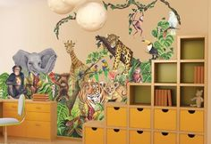 Kaliah's and Charlie's room