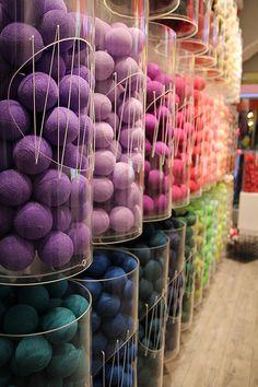 STOCKIST , | Cotton Cable | Fairy Lights, Decoration Lights, Cotton Ball Light...