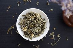 Jasmine green tea on a bright winter day. Featuring Xu Gong Cha. What's in your cup?