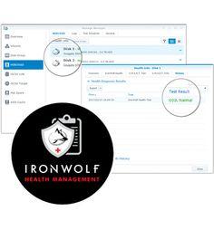 ironwolf-1 Seagate presenta gestor de salud de última tecnología IronWolf Health