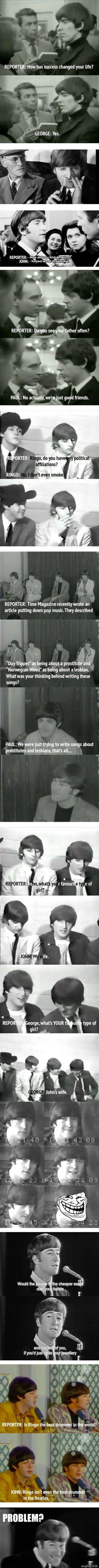 Problem? - The Beatles