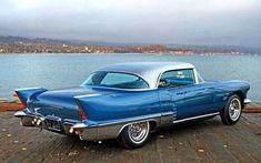 Cadillac El Dorado 1957.