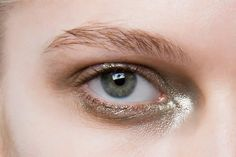 Metallic Eyeshadow.