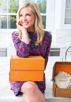 Buffy fait des gâteaux : Sarah Michelle Gellar lançe la box Foodstirs * Chloé Fashion & Lifestyle