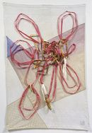 Louise Bourgeois, Untitled, 2008, Fabric and fabric collage