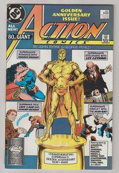 Action Comics Vol 1 600 Comic Book.  NM. May by RubbersuitStudios #superman #comicbooks