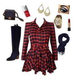 Casual dresses for teens - - red plaid girlish shirt dress - for teens and young girls - one piece - so easy to get prepared to go out. Oh, i am so lazy! Red Long Sleeve Dress, Red Shirt Dress, Dress Red, Dress Long, Sleeve Dresses, Pleated Shirt, Maxi Dresses, Dress Black, Prom Dress