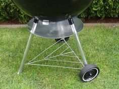 Weber Grill Restoration: Cleaning and Polishing Old Aluminum Legs - Weber Kettle Club Weber Charcoal Grill, Weber Grills, Weber Kettle, Grilling, Restoration, Cleaning, Club, Legs, Outdoor Decor