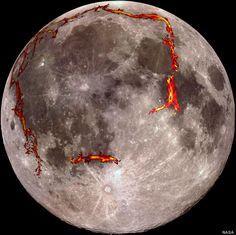 UFOLOGIA - OVNIS ONTEM: NASA: Há uma gigantesca estrutura quadrada escondi...