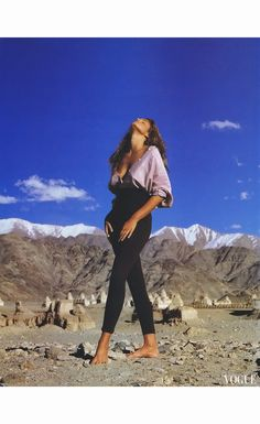 Fabienne Terwinghe & Cindy Crawford Indian High UK Vogue January 1989