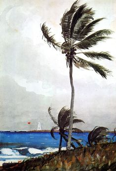 Winslow Homer   WATERCOLOR