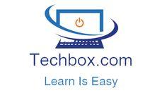 techbox123.blogspot.com logo learn  is eay