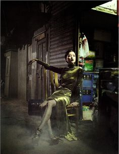 The Look: Asian film noir