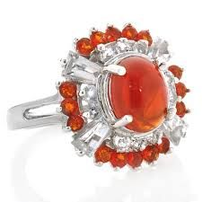Image result for mexican gold fire opal jewelry