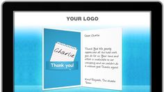 Branded Thank You eCards for Business » eCards for Business