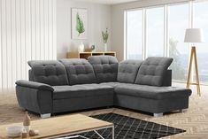 Zamilujte sa do nej pri prvom pohľade, tak ako my. 😍😍😍 Impozantná sedačka MELEK. #sedacka #sedaciasuprava #dokonalost #elegancia #nadcasovost #domov Couch, Inspiration, Design, Lotta, Furniture, Home Decor, Products, Modern Design, Mattresses