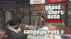 GTA Online Gameplay 3 - Let's Play
