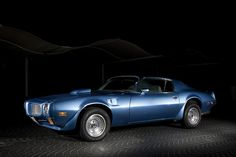 1973 Pontiac Firebird Trans Am This shot is a combination of 6 different shots by walking around the car and margined using photoshop Layers. American Classic Cars, American Muscle Cars, Retro Cars, Vintage Cars, Pontiac Cars, Pontiac Firebird Trans Am, Hot Rides, Hot Cars, Dream Cars