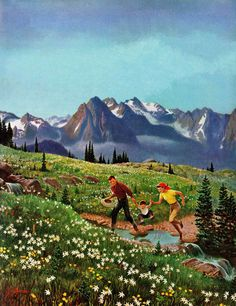 Mt. Rainier Picnic