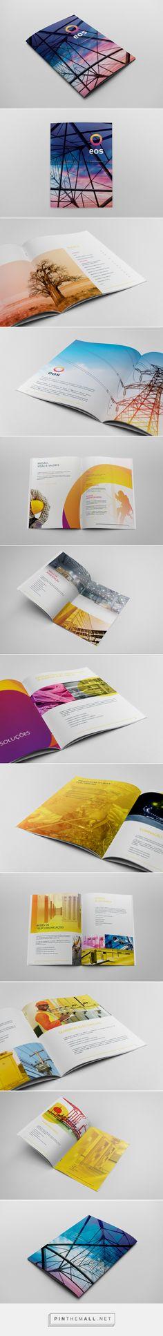 EOS Brochure by Miagrphx & João Fernandes #mywork #portfolio #eos #brochure
