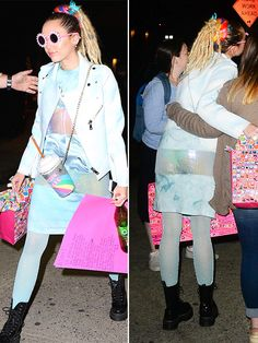 Miley Cyrus Flashes Underwear In Racy See-Through Dress — Love It Or LoatheIt?