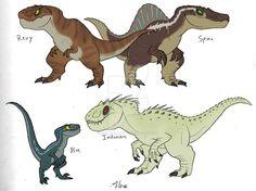 Related image Dinosaur Drawing, Dinosaur Art, Cute Dinosaur, Jurassic World Dinosaurs, Jurassic Park World, Prehistoric Creatures, Mythical Creatures, Arte Equina, Spinosaurus