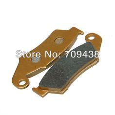 10 Pairs Front Brake Pad Pads For KAWASAKI KLX 300 97-07 KLX 400 R 03-04 450 R 08-11 650 93-97 KX 450 F 06-11 KX 500 94-04 FA185 $119.00