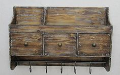 Beautiful Antique Looking Wooden Hanging Wall Shelf TWG http://www.amazon.com/dp/B00M6IZZ1S/ref=cm_sw_r_pi_dp_xsepub0MJAZNJ