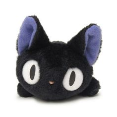 Kiki's Delivery Service cat ($17)!   The Ultimate Gift Guide For All Your Miyazaki-Obsessed Friends